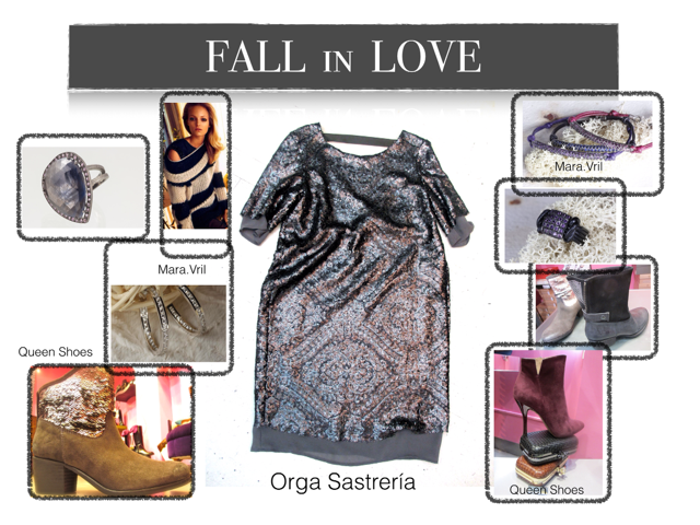 Outfit Fall in Love