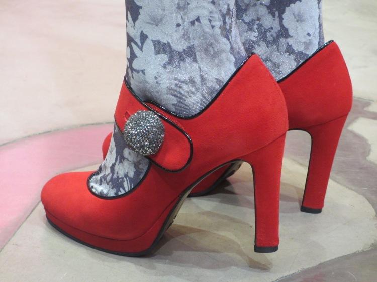 Esos zapatos llevan tu nombre!
