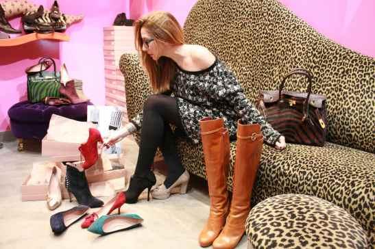 En busca del zapato perfecto