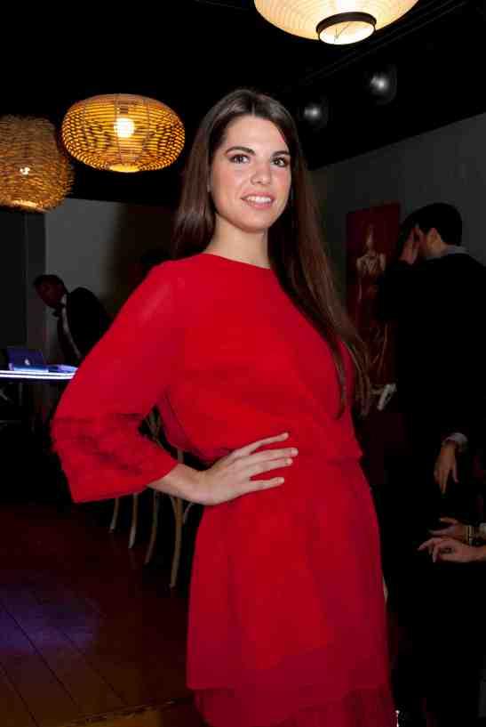 Pilar rojo