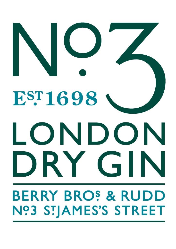 Logo Dry Gin nº 3